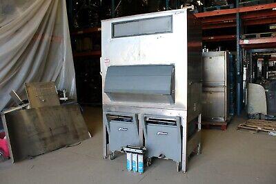 Follett Its2250sg-60 Ice Bin 2100 Lb Large Machine Dispensing System Carts Totes