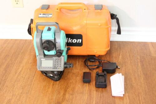 "Nikon Nivo 2.M+ 2"" Reflectorless Conventional Total Station - Dual Face"