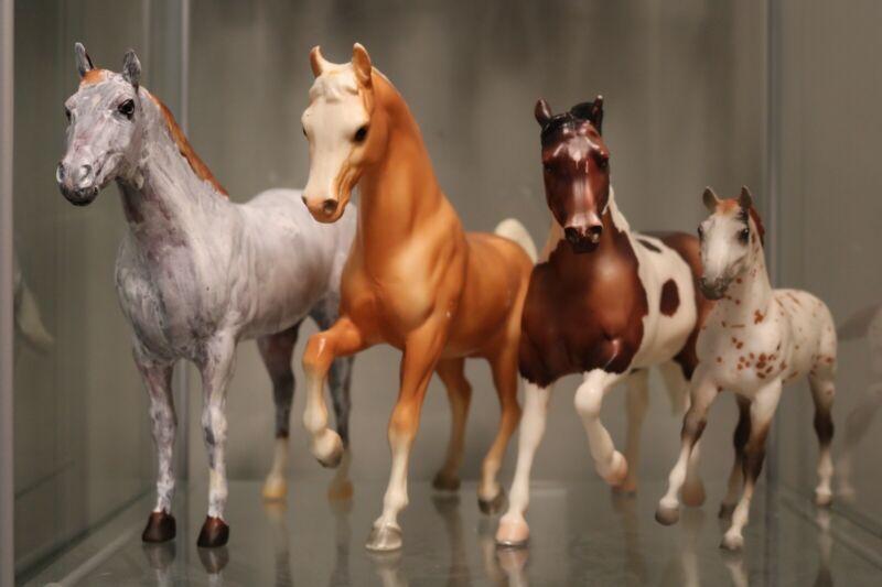 Breyer Model Horses Body Play Lot