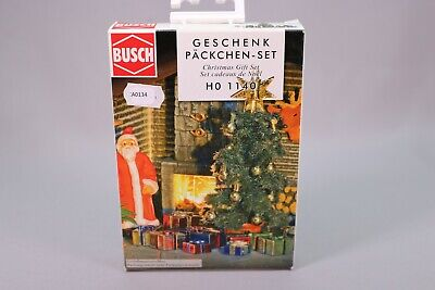 CA134 Busch maquette train Ho 1140 Set cadeaux de Noel Christmas gift set