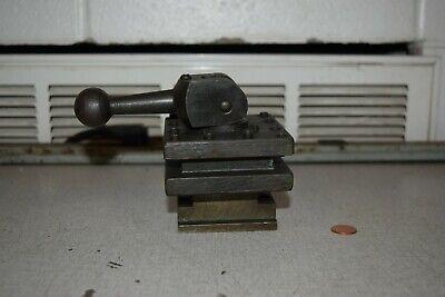 Square 4 Way Lathe Turret Tool Post 3.5 X 3.5