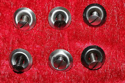 Uhren Schrauben Klangstäbe Schrauben für klangstäbe Ersatzteile Uhrenersatzteile