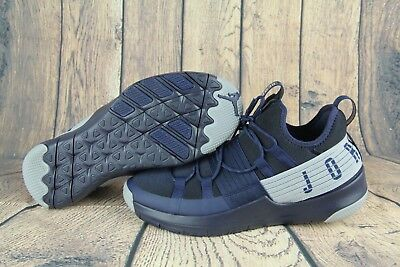 3bb33c6ccbf2 Nike Air Jordan Trainer Pro DEREK JETER RE2PECT Black Navy AA1344-401 Size  11