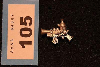 Warhammer 40k Orks Kustom Weapons Bit Weapon Metal Games Workshop Custom Mint A1