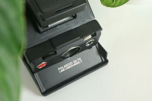 Vintage Polaroid SX-70 Serviced TESTED/WORKING