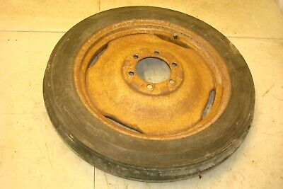 1948 Ford 8n Tractor Front Tire Rim 4.00-19