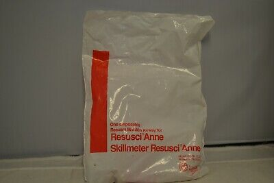 Lot Of 10 Laerdal Disposable Resusci Anne-resusci Manikin Airway