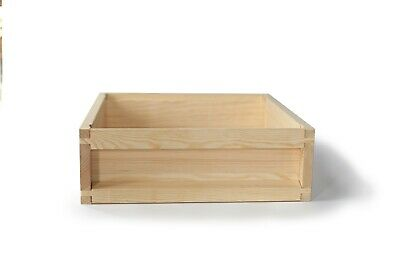 Súper Caja para National Colmena Pino Súper Caja Plano Lleno