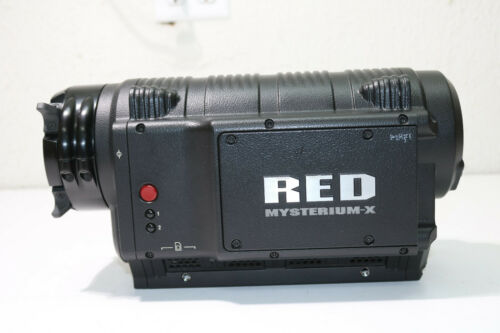 Red One Mysterium X 4.5K Digital Cinema Raw Camera Body Only