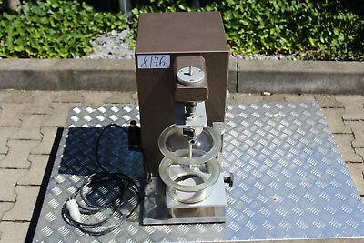 76 Vakuum (Mathis LPE - 6085 Pastenevakuiergerät Vacuumat Vakuumgerät Nr.8/76)