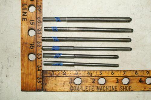 Serdi STEEL Pilots. Pack of 6. different sizes.