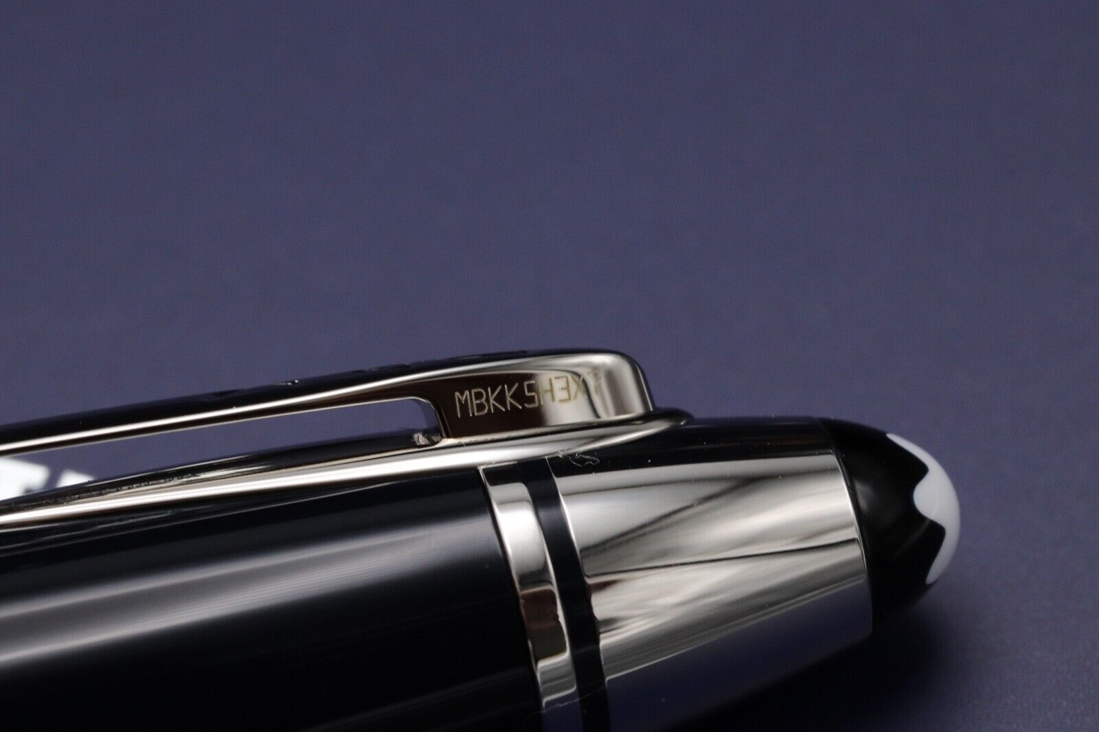 Montblanc Great Characters JFK Blue Special Edition Fountain Pen - UNUSED 7
