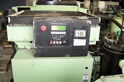 Sullair V160 75 Hp. Rotary Screw Air Compressor Variable Speed Drive