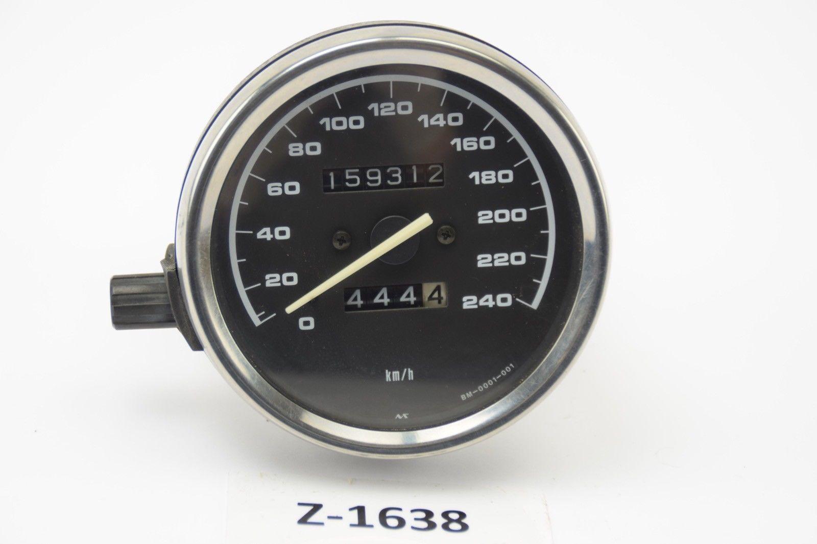 Bmw r 850 rt 259 bj.1998 - compteur de vitesse