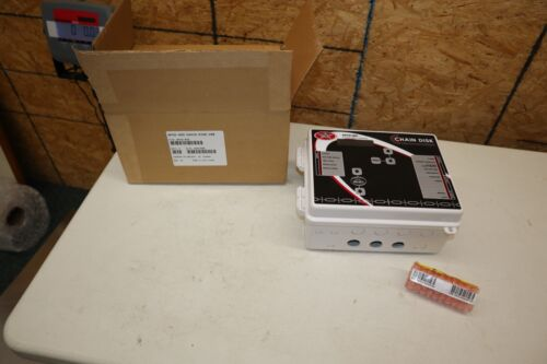 NEW GSI AP APCD-600 CHAIN DISK USB CONTROL UNIT FLEX FLO FEED SYSTEM 074-11542