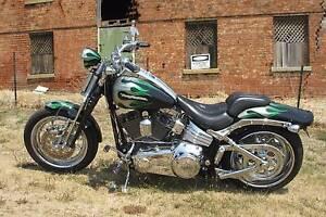 Harley Davidson CVO Springer Hobart CBD Hobart City Preview
