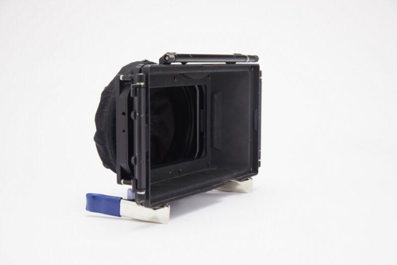 Arri MMB-1 Matte Box + Includes flags, Case, and wooden camera blackhole 4x5.65