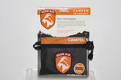 McNett Gear Aid Camper Field Repair Kit Backpackers Kit #80041 Free Shipping!! Gear Aid Camper