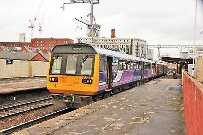 142003+142041 Northern West Quality British Rail Photo