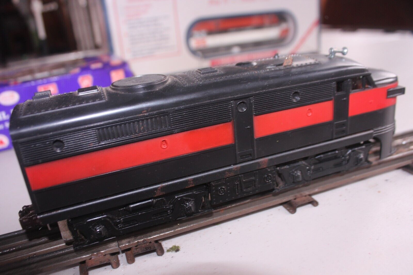 Lionel 206 maybe New Haven Alco Diesel  - $117.50
