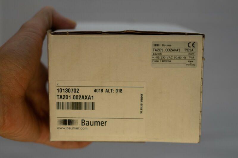 Baumer TA201 Electronic Tachometer