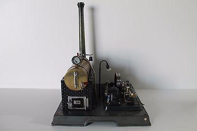 5495/7- Perfekte Märklin Dampfmaschine 4097/91/8 mit Dynamo