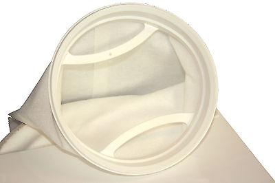 Algenkiller -Filterbeutel Nadelfilz Filterstrumpf 150µ  Feinfiltration Koiteich