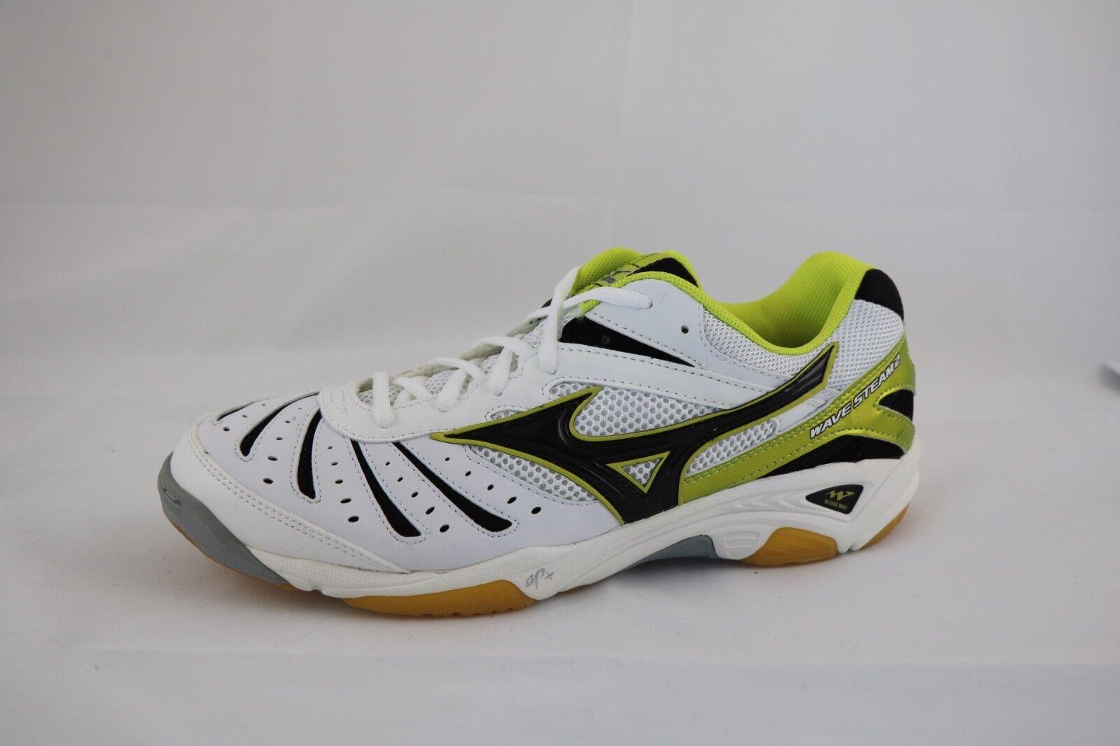 Mizuno Herren Wave Shadow 3 Turnschuhe Laufschuhe Sport Sneaker Schuhe Schwarz