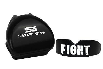 Mundschutz Kampfsport PREMIUM Mouthguard Boxen MMA Zahnschutz Kickboxen