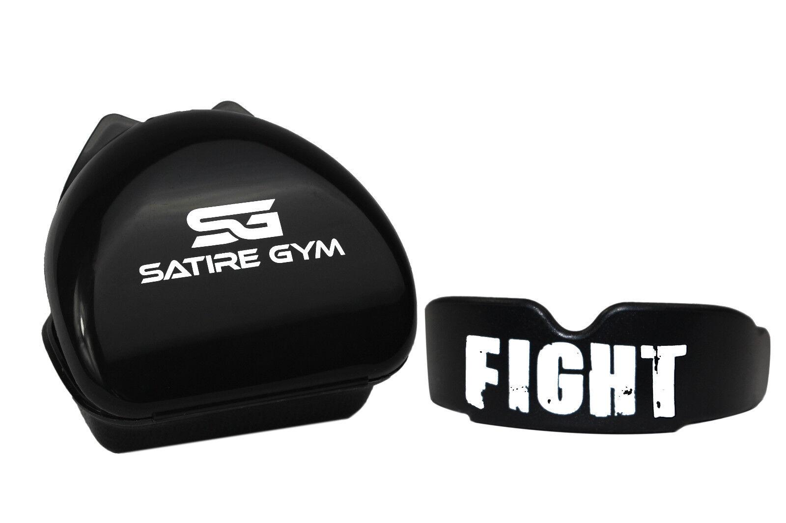 Mundschutz Kampfsport PREMIUM Mouthguard Boxen MMA Zahnschutz Kickboxen Boxen