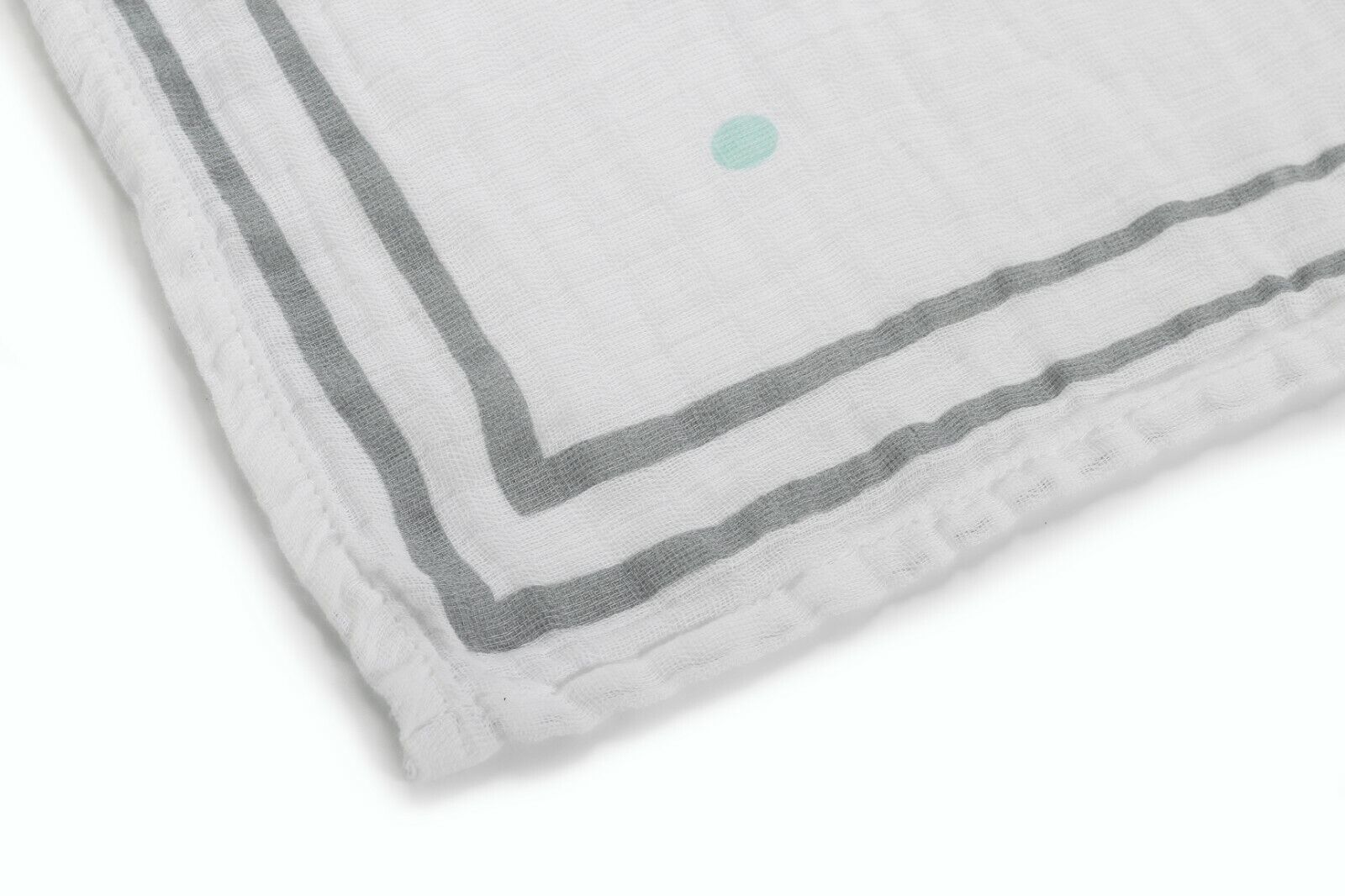 Muslin Blanket,Ultra Cozy Soft Baby Blankets For Newborn,Infant,Toddler White - $6.99