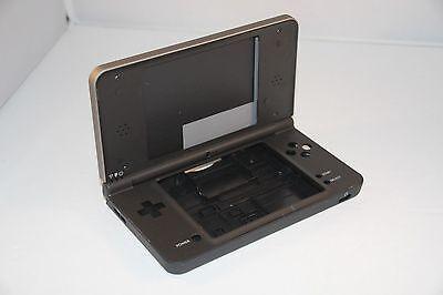 Original Nintendo DSi XL Housing Shell Case Replacement Black NDSiXL Parts