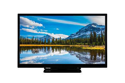 Toshiba 28W2863DA 71 cm 28 Zoll Fernseher HD-ready Triple Tuner Smart TV WLAN A+ Hd Tuner Hd Ready Tv
