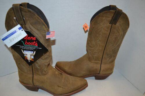 Abilene, MENS, LONGHORN, SZ, 9, D, Distressed, Leather, Cowboy, Boot, , Snip, Toe, 6436, $179