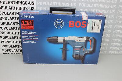 Bosch 11264evs 1-58 Sds-max Rotary Hammer New