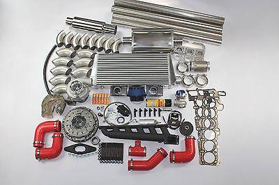 BMW E30 E36 E46 - M50 M52 M52TU M54 TURBO KIT - HIGH POWER SET - FTWL MOTORSPORT