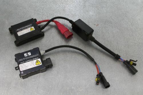Used Autovizion H.I.D Lighting Ballast