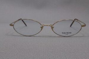 Vera Wang mod Classic 2M YG sz 50/17 Eyeglasses Frame - Italia - Vera Wang mod Classic 2M YG sz 50/17 Eyeglasses Frame - Italia