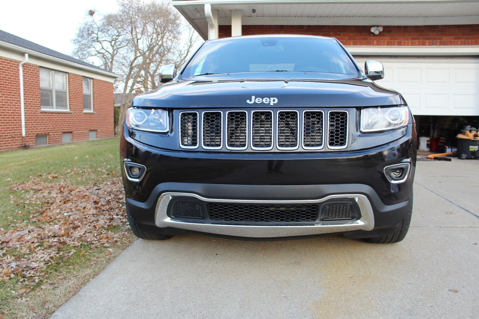 2014 JEEP GRAND CHEROKEE LIMITED 4X4 5.7L HEMI 45000 MILE