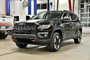2018 Jeep Compass Trailhawk * 4X4 * TOIT PANO * CUIR * GPS *