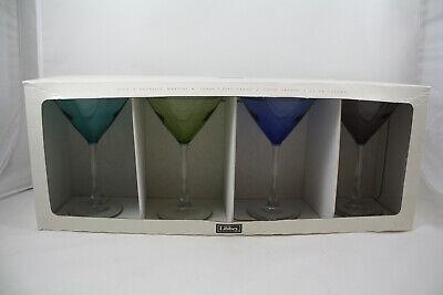 Libbey Set of 4 Oversized Martini Glasses, 12 oz](Oversized Martini Glass)