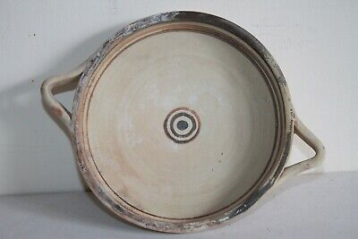 ANCIENT GREEK POTTERY MESSAPIAN KYLIX 5th CENTURY BC