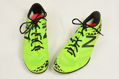 New Balance Track Spike Shoes MMD500B3 SILENT HUNTER Lime Green Leopard US 11.5 ()
