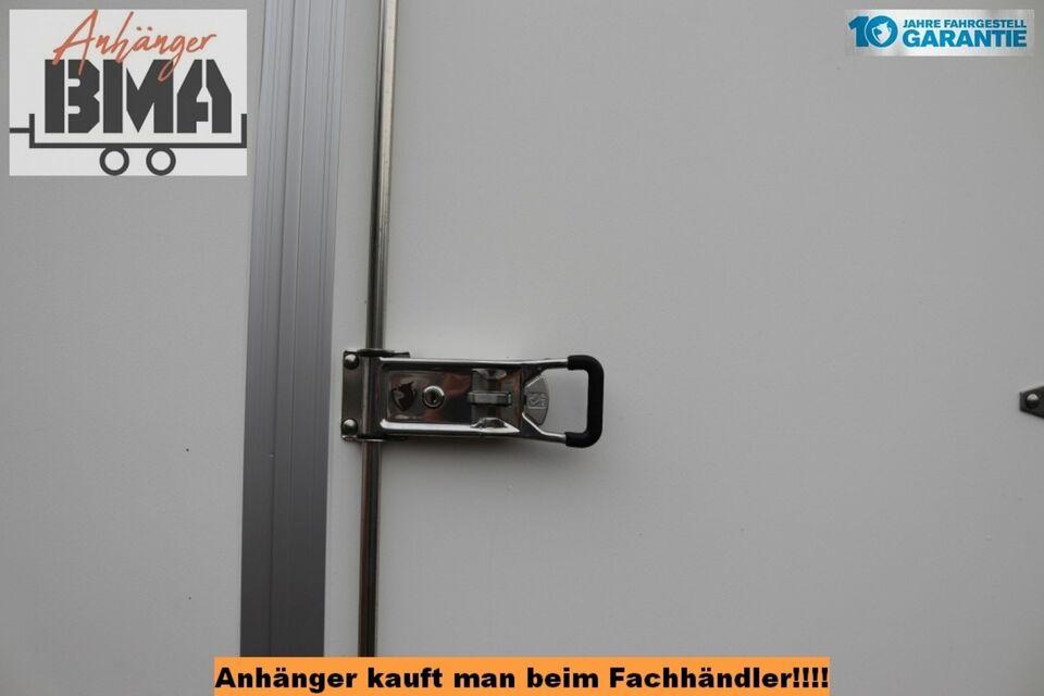 Kofferanhänger Anhänger Hapert Sapphire Hochla 3000kg 405x200x210 in Tannheim