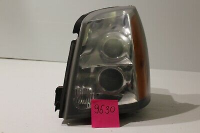04-09 CADILLAC SRX DRIVER LEFT HID XENON HEADLIGHT HEAD LAMP LIGHT 9530
