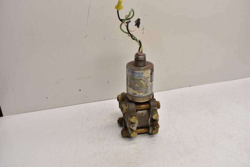 Gould Pressure Transmitter PD3000-100-52-12-XX-XX-93 55VDC 0-100IWD