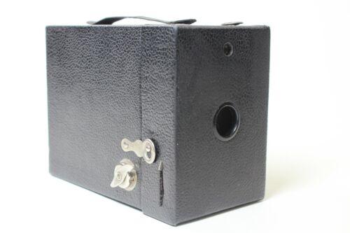 Kodak No.2 Hawk-eye Model C Vintage 120 Film Box Camera made in Canada