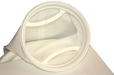 Algenkiller -Filterbeutel, Filterstrumpf 25µ Nadelfilz Feinstfiltration Koiteich