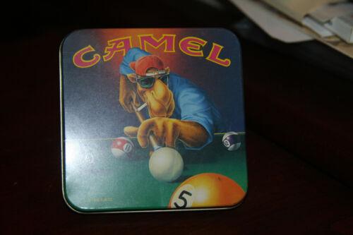 "VINTAGE ""Joe Camel"" CAMEL SUPERCROSS Cigarette Lighter TOKAI IN TIN BOX"