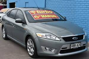 2007 Ford Mondeo MA XR5 Turbo Hatchback 5dr Man 6sp 2.5T Enfield Port Adelaide Area Preview